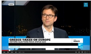 Edouard Tetreau – Greece Takes on Europe Historic Elections Rock Status Quo