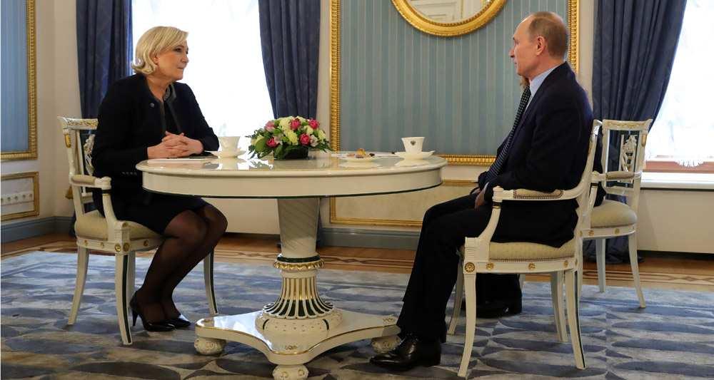 L'europe face au péril russe – Les Echos 29/03/2017