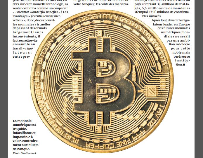 05-02-2014 Le bitcoin et la révolution numérique des monnaies