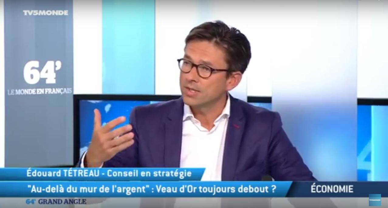 """""""Au-delà du mur de l'argent"""" : Veau d'Or toujours debout ?  – TV5Monde"""