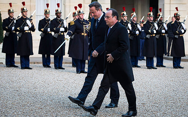 Merci, mes amis. Britain is a true friend to France – The Telegraph 05/12/2015