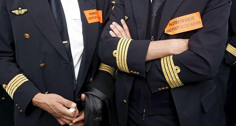 Les pilotes d'Air France, révélateurs du mal français – Les Echos 04/11/2015