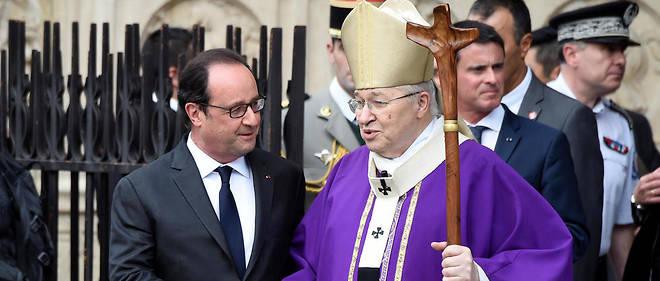 Édouard Tétreau : « Le religieux s'invite trop dans le politique » – Le Point 05/05/2017