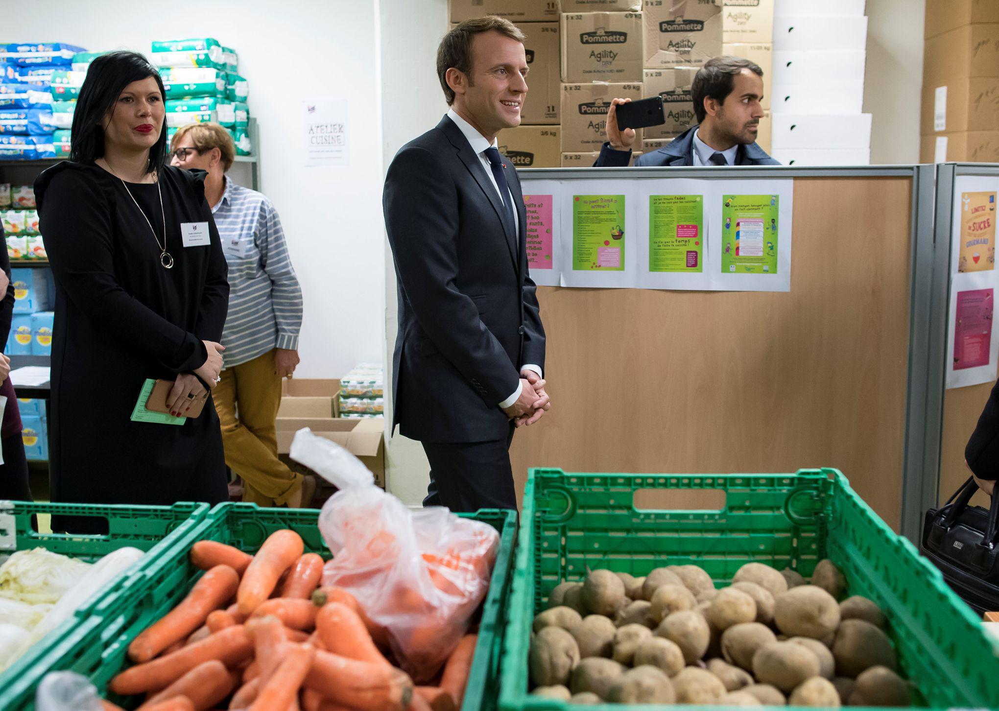 «Pour éviter un Trump à la française, Macron doit renouer avec les oubliés» – Le Figaro 04/12/2017