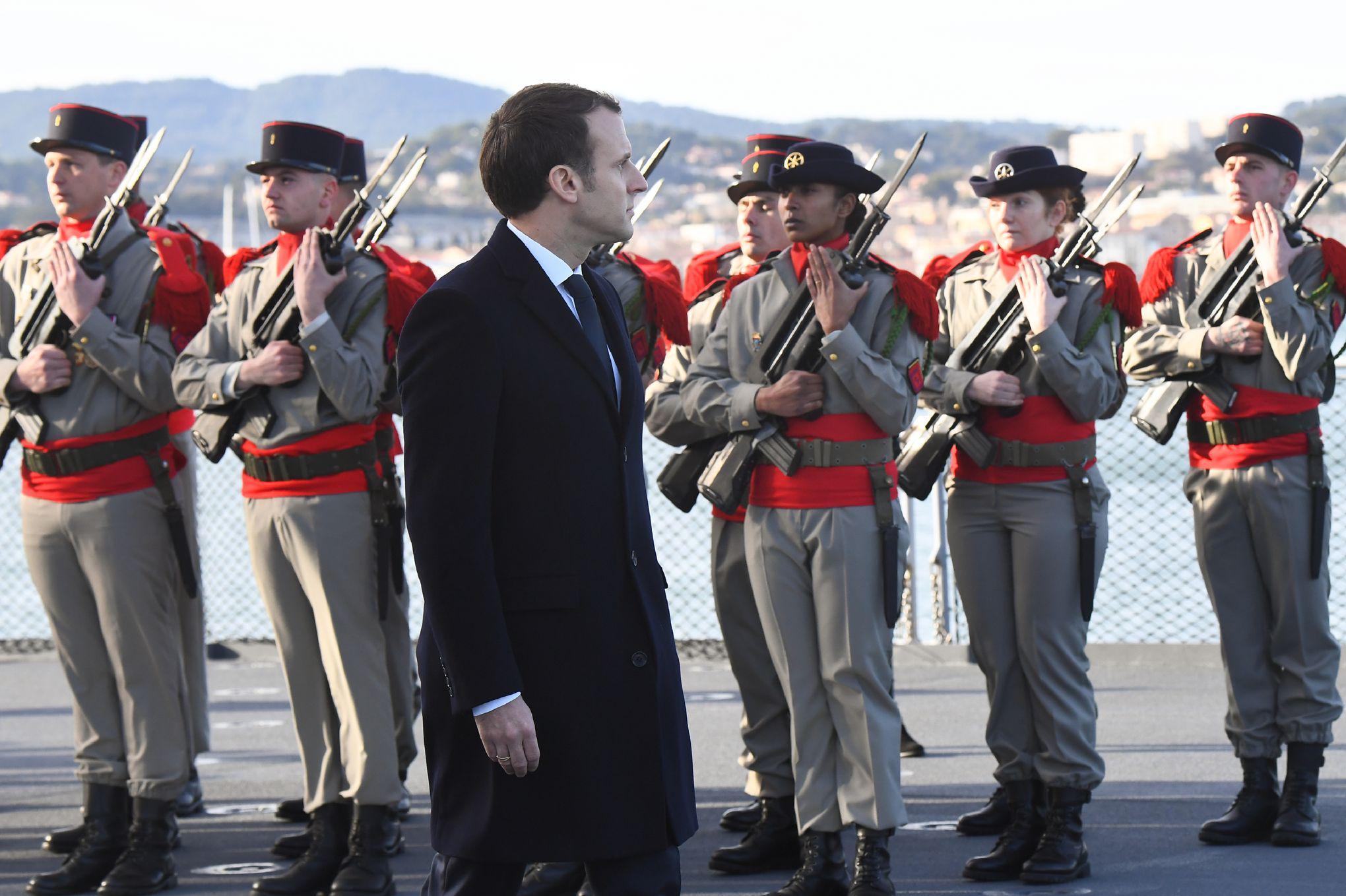 Édouard Tétreau : «Le service national universel est une proposition ambitieuse et transformatrice» – Le Figaro 09/02/2017