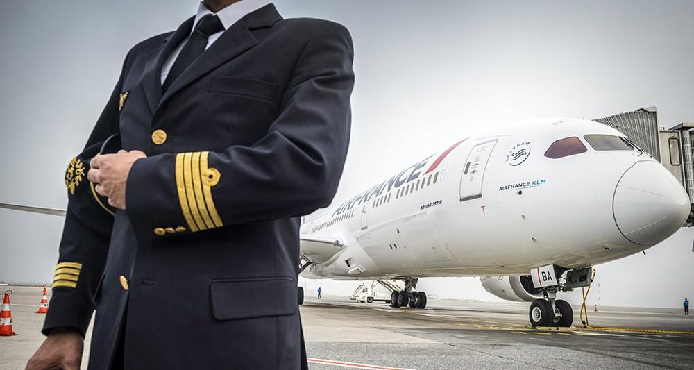 Les pilotes d'Air France, soldats de l'ancien monde – Les Echos 08/05/2018