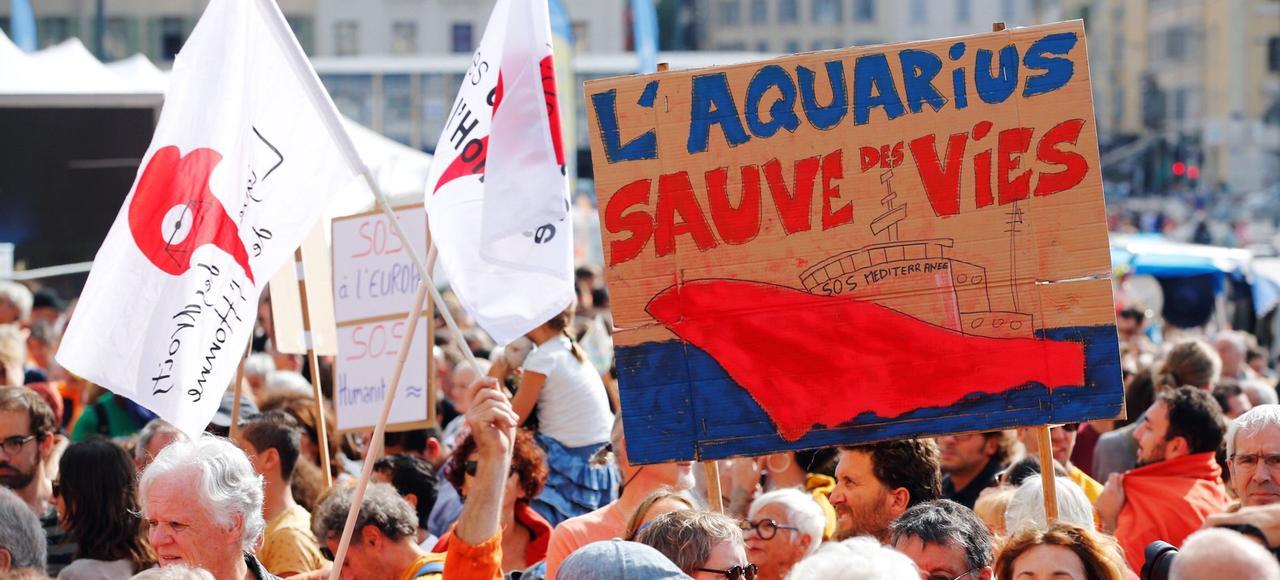 «Les partisans de l'Aquarius ne sont pas en position de sermonner les Français» – Le Figaro 08/10/2018