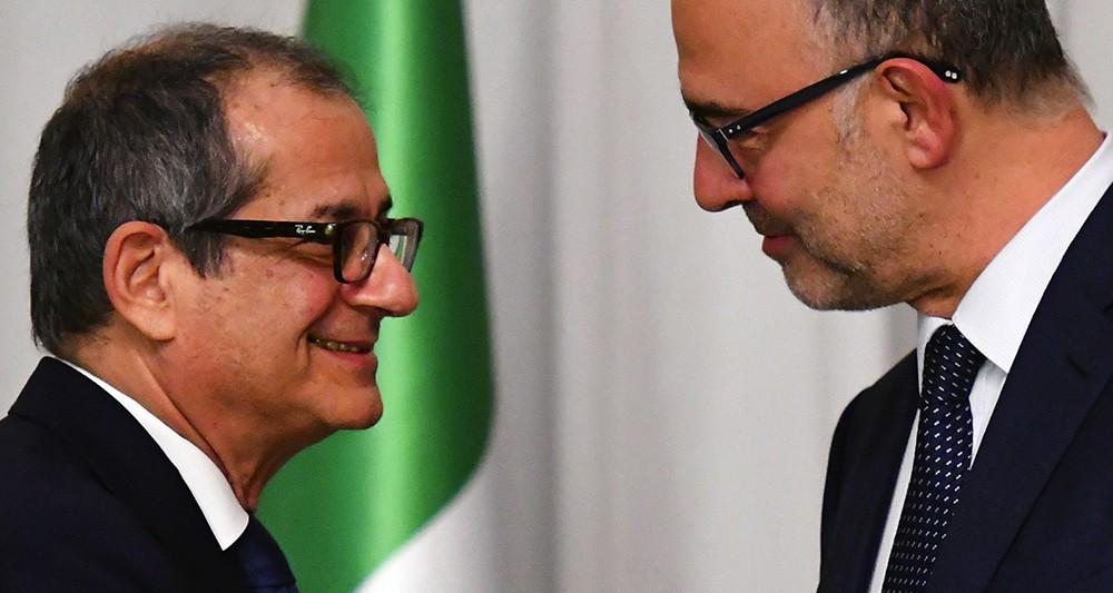 L'Europe doit arrêter de taper sur l'Italie – Les Echos 07/11/2018