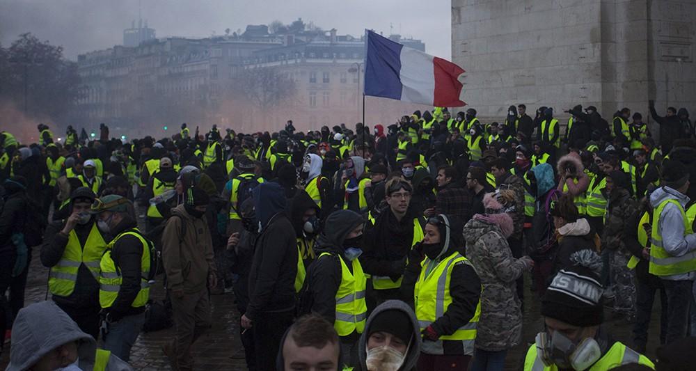 Une autre France est possible – Les Echos 04/12/2018