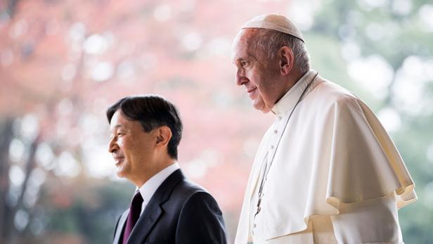 «En attaquant la dissuasion nucléaire au Japon, le pape François se trompe de cible» – Le Figaro 25/11/2019